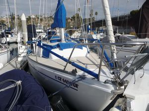 Used Newport 30 MK II Racer and Cruiser Sailboat For Sale
