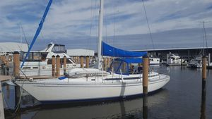 Used Gulfstar Hirsh Sloop Sailboat For Sale