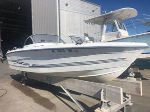 Used Triumph 191 FS LE Freshwater Fishing Boat For Sale