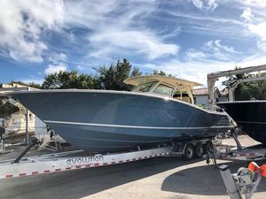 New Scout 380 LXF Center Console Fishing Boat For Sale