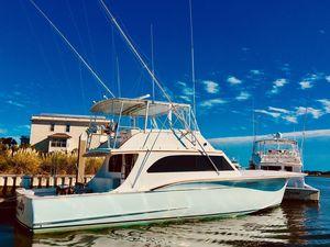 Used Blackwell Custom Carolina Sports Fishing Boat For Sale