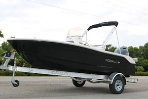New Robalo 160160 Center Console Fishing Boat For Sale