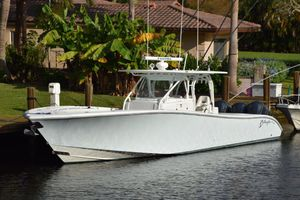Used Yellowfin 42 Offshore Sports Fishing Boat For Sale
