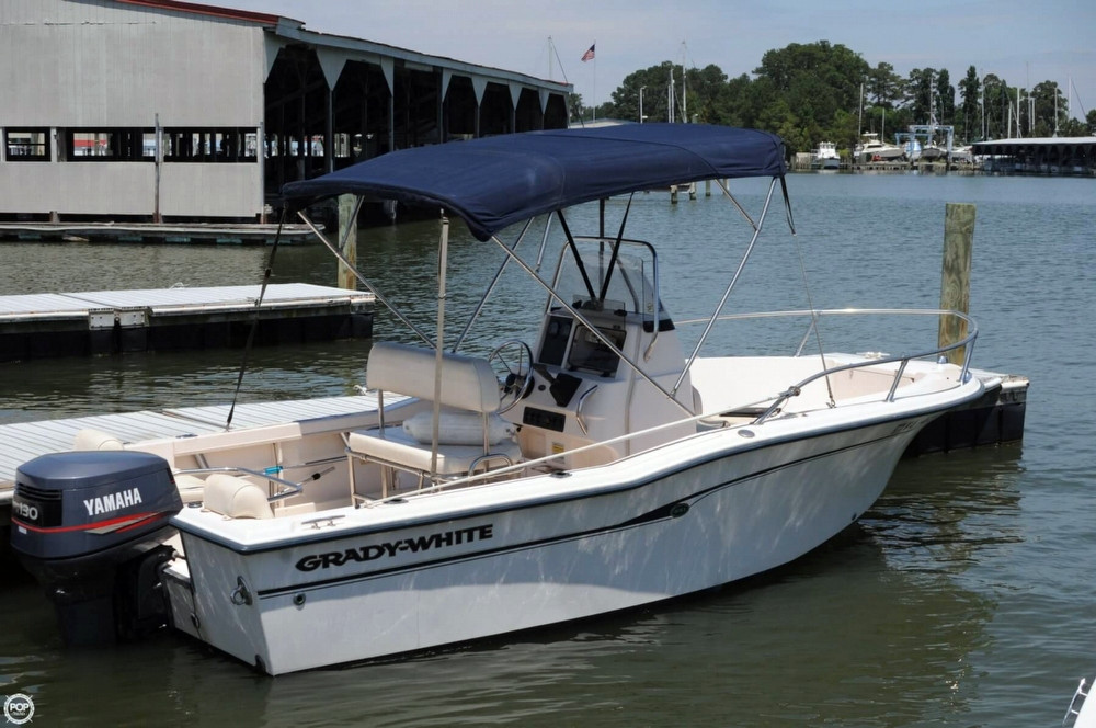 Page 6 of 8 for used grady white boats for sale for Grady white fishing boats