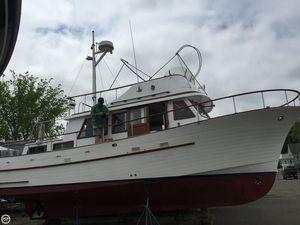 Used Albin 36 Trawler Boat For Sale