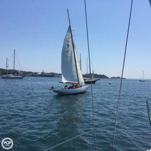 Used Luders 16 Sloop Sailboat For Sale