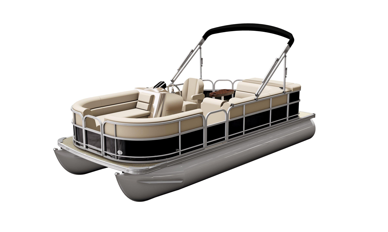 New Berkshire B20C 11422 Pontoon Boat For Sale