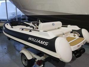 Used Williams Jet Tenders 395 Sportjet Tender Boat For Sale
