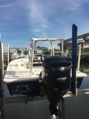 Used Sterling 200xs Saltwater Fishing Boat For Sale