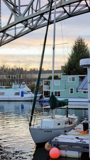 Used Seafarer Meridian Daysailer Sailboat For Sale