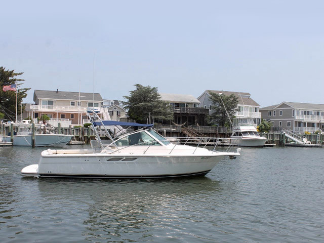 Used Tiara Coronet Cruiser Boat For Sale