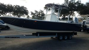 Used Canyon Bay 2400 Saltwater Fishing Boat For Sale
