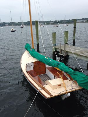 Used Golden Era Petrel Daysailer Sailboat For Sale
