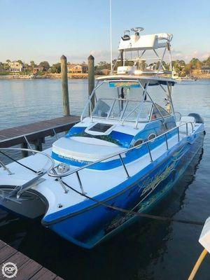 Used Baha Cruisers 296 King Cat Power Catamaran Boat For Sale