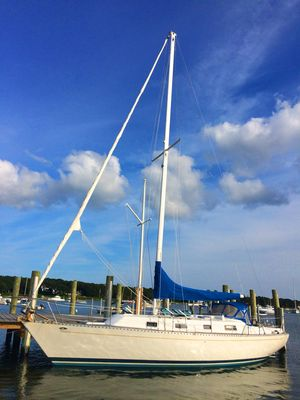 Used Cheoy Lee David Pedrick 36 Cruiser Sailboat For Sale