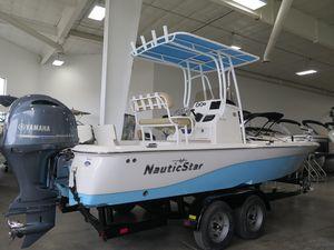 New Nauticstar 227 XTS Sports Fishing Boat For Sale