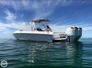 Used Catera 33 Center Console Fishing Boat For Sale