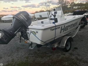 Used Tidewater 170CC Center Console Fishing Boat For Sale