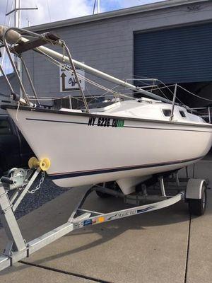Used Precision 18 Cruiser Sailboat For Sale