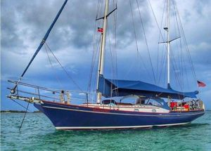 Used Herreshoff Mobjack 46 Ketch Sailboat For Sale