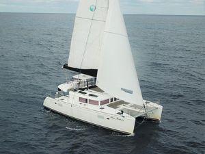 Used Lagoon 450 Flybridge Catamaran Sailboat For Sale