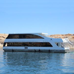 Used Adonia House Boat Endeavour Trip 11 House Boat For Sale
