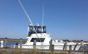 Used Hatteras 41 Convertible Fishing Boat For Sale
