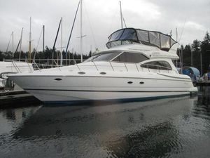 Used Cruisers 5000 Pilothouse Boat For Sale