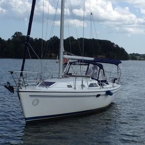 Used Catalina 31 Sloop Sailboat For Sale