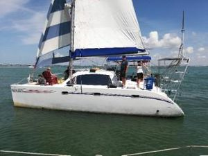 Used Lagoon 35 CCC Multi-Hull Sailboat For Sale