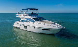 Used Azimut Flybridge 48 Mega Yacht For Sale