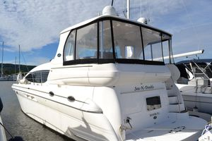 Used Sea Ray 480 Motor Yacht Express Cruiser Boat For Sale