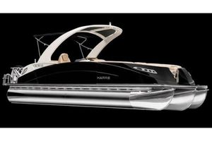 New Harris Crowne DL 250 Pontoon Boat For Sale