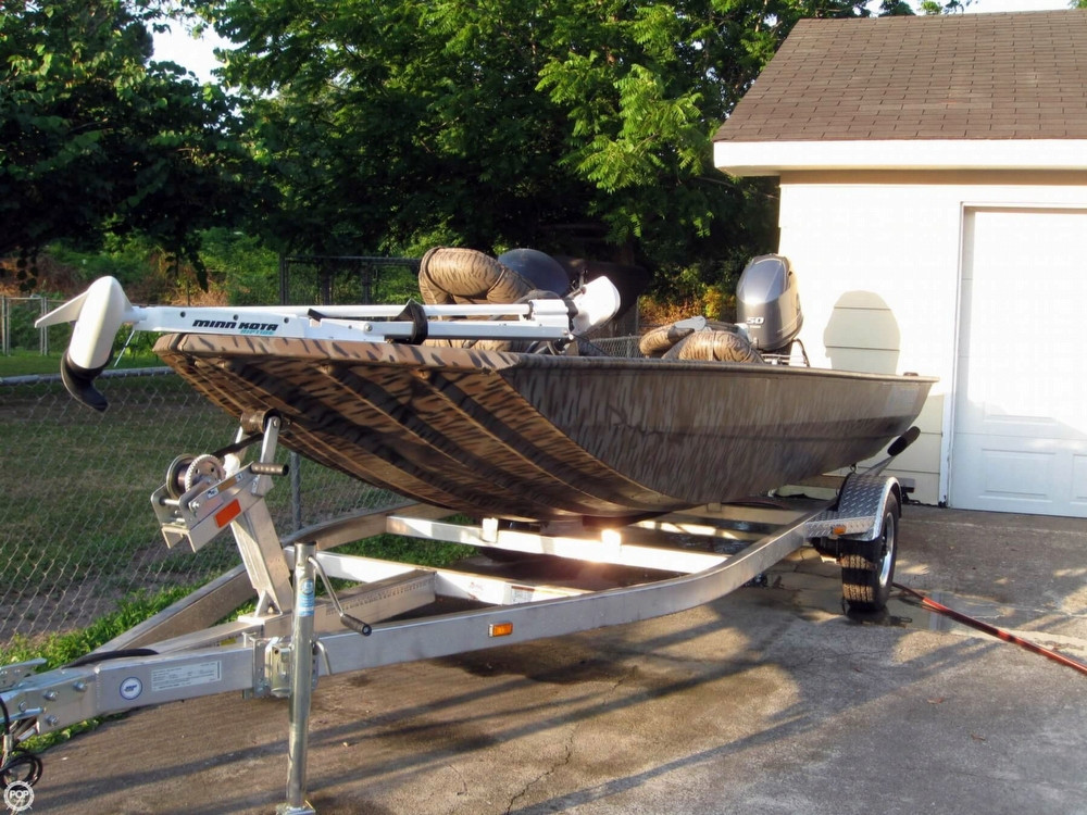 Used Xpress XP 160 Xplorer Bass Boat For Sale