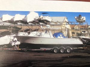 Used Regulator 32 FS Center Console Fishing Boat For Sale