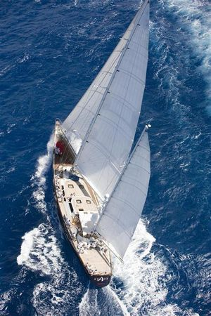 Used Ketch Southern Pacific Cruiser Sailboat For Sale