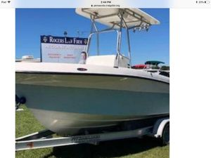 Used Dargel Explorer Center Console Fishing Boat For Sale