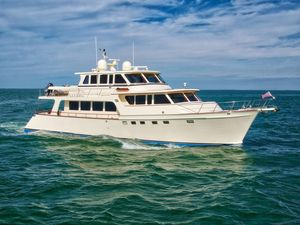 Used Marlow 78e-cb Motor Yacht For Sale