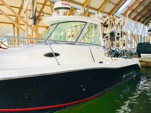 Used Striper 2601 Walkaround OB Center Console Fishing Boat For Sale