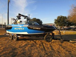 Used Supra SA 450SA 450 Ski and Wakeboard Boat For Sale