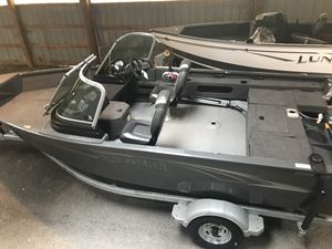 New Lund 1775 Adventure Sport Sports Fishing Boat For Sale