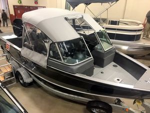 New Lund 2000 Sport Angler Sports Fishing Boat For Sale