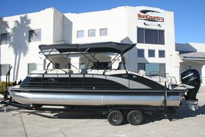 New Bennington 25 QSB25 QSB Pontoon Boat For Sale