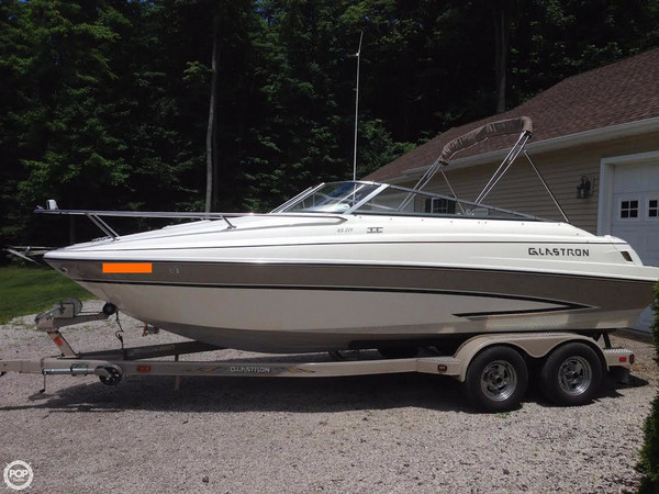 Used Glastron 219 GS Express Cruiser Boat For Sale