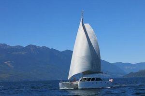 Used Custom Lidgard 50 Catamaran Sailboat For Sale