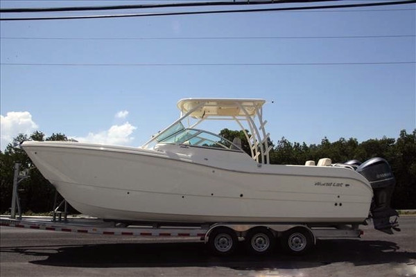 New World Cat World Cat 295 DC Dual Console Boat For Sale