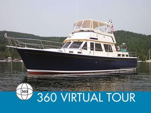 Used Sabreline Sabre 43 Aft Cabin Motor Yacht For Sale