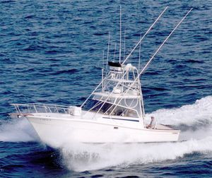 Used Topaz 32 Express Cruiser Boat For Sale
