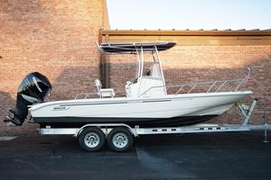 Used Boston Whaler 22 Dauntless22 Dauntless Center Console Fishing Boat For Sale