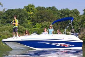 Used Hurricane Sundeck Sport 188 OB High Performance Boat For Sale